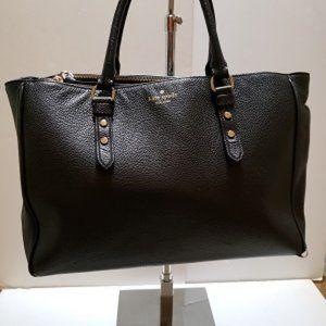 Kate Spade Handbag Large Black